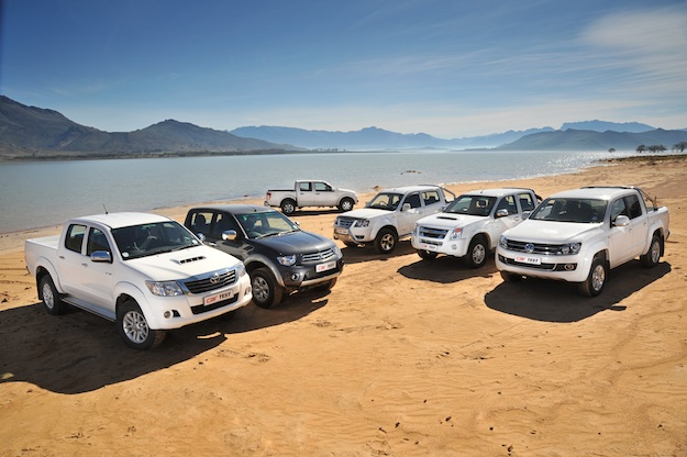 Toyota Hilux vs Mitsubishi Triton vs GWM Steed 5 vs Tata Xenon vs Isuzu KB vs VW Amarok