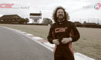Kyalami through the eyes of Deon Joubert