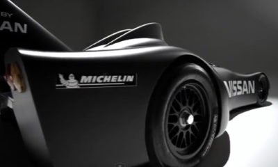 DeltaWing Powered by Nissan