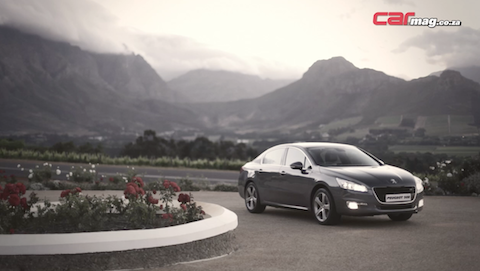 Peugeot 508 Special Report
