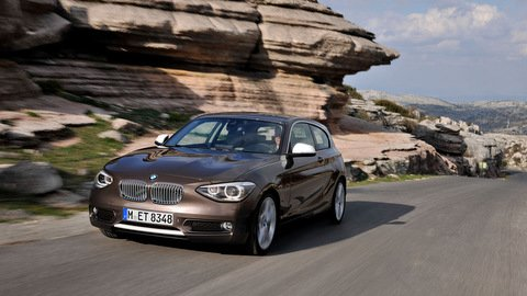 1 Series three-door on the way
