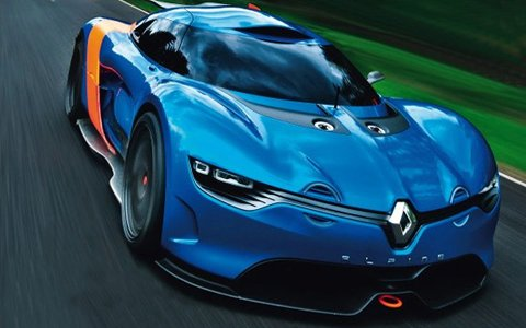 Renault revives the Alpine