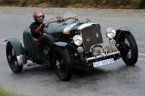 Knysna Speed Festival: Classics conquer the climb