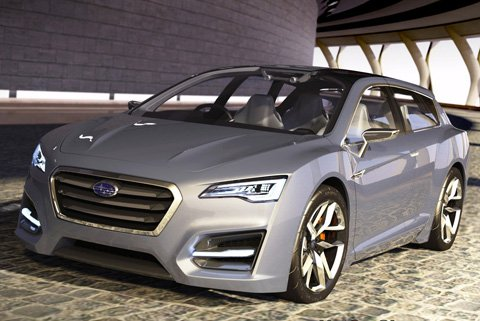 Subaru to re-engineer its line-up