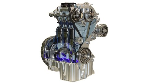 Ford won International Engine of the Year for its 1,0-litre EcoBoost engine.