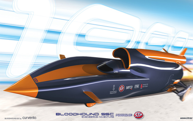 Bloodhound SSC interview: we chat with the project director
