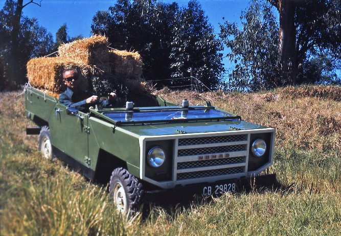 From The Archives: 1976 Chevrolet Nomad - CAR magazine