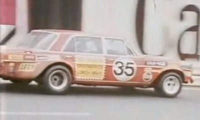 Classic footage: AMG's 300SEL at Spa [video]
