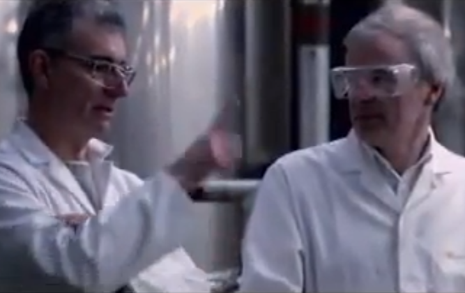 Men In White Coats: The Oil Wizards Of F1 [video]