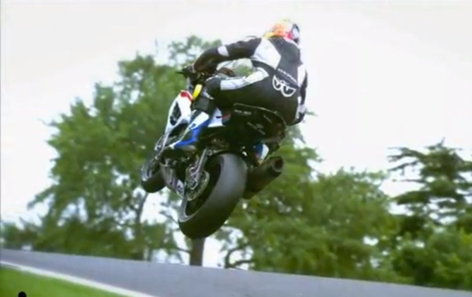 When Superbikes Fly [video]