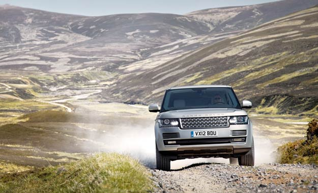 New Range Rover (first official video)