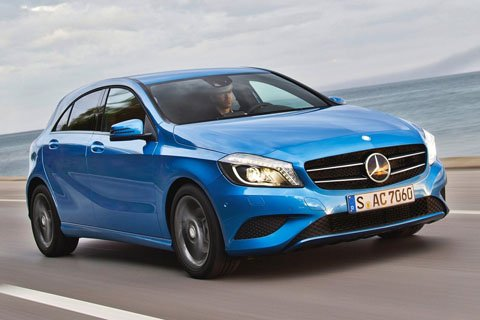 Mercedes confirms A-Class-based crossover