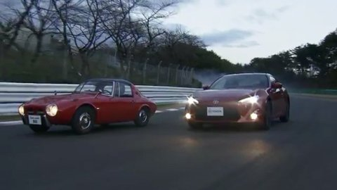 Toyota 86: the history of things to come
