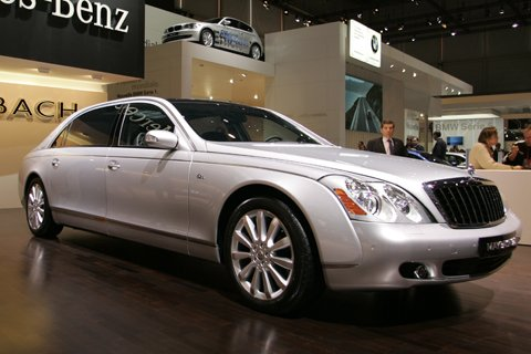 maybach is (officially) dead - car magazine