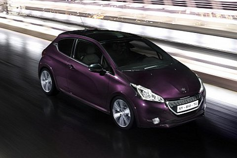 Apex Peugeot 208 Revealed Ahead Of Paris Car Magazine