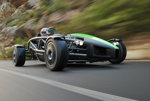 Formula Ford Ecoboost Racecar And Potential Rivals Car Magazine