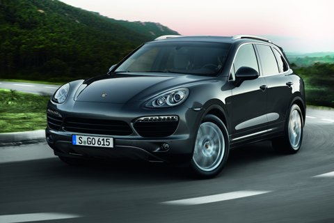 Porsche Cayenne V8 diesel on the way