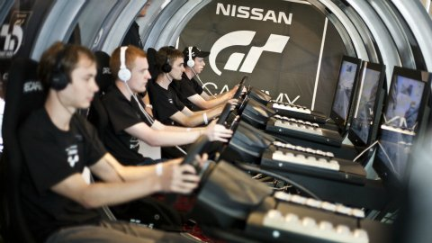 GT Academy on its way