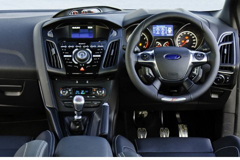 Ford Focus St New Price >> Ford Focus ST arrives in SA - CAR magazine