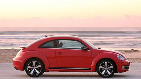 New Beetle is now in SA