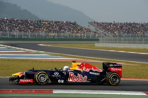 F1 Korea: Red Bull Rule