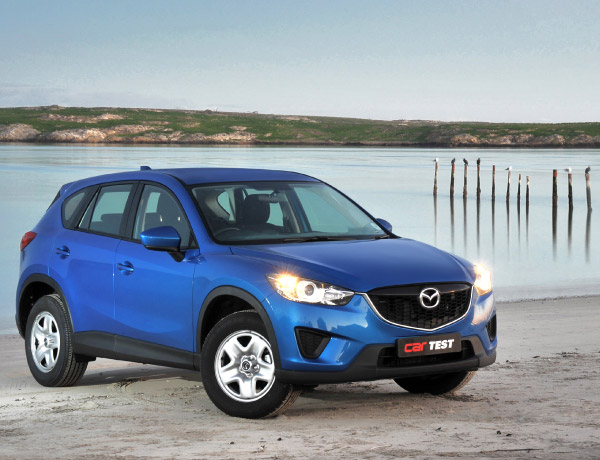 Mazda enters the fast-growing compact-SUV segment with mixed results