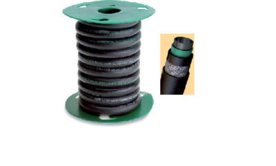 Multi-layer fuel-line construction ensures low permeation and high strenght