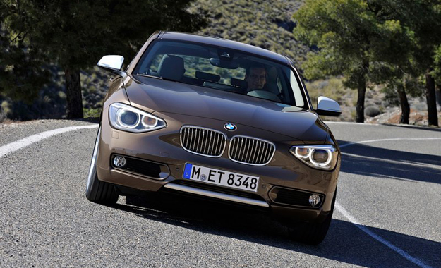 German reports suggest that the 1 Series saloon could be FWD with 3-cylinder engines
