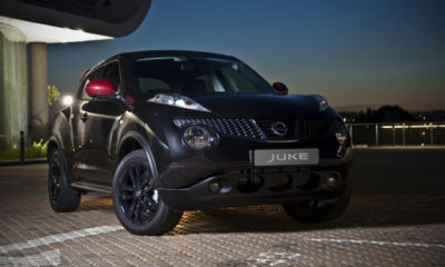Nissan SA has introduced the Juke Midnight Edition
