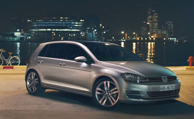 VW and Depeche Mode team up for new Golf ad