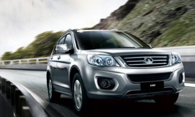 GWM's H6 SUV arrives in South Africa
