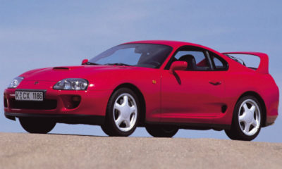 Toyota Supra here in 2017