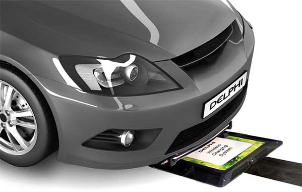 Wireless charging can encourage EV acceptance.