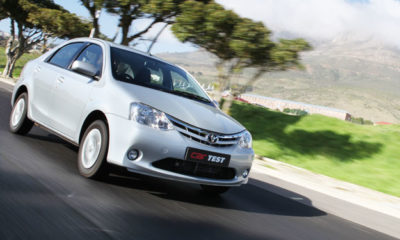 The Etios offers the largest boot in its class. Is this enough to set itself apart from rivals?