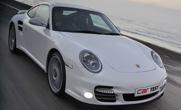 The 997 Porsche 911 Turbo impressed when we tested it in June 2010. Will four-wheel steering make the next car even more engaging?