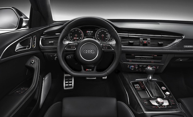 New Audi Rs6 Avant Packs A 412 Kw Punch Car Magazine