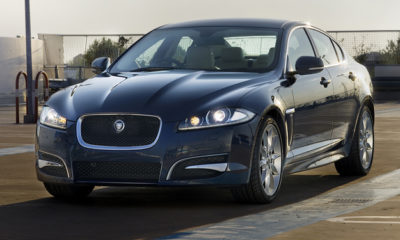 Jaguar is adding a brace of forced induction petrol engines to its XF and XJ line-ups