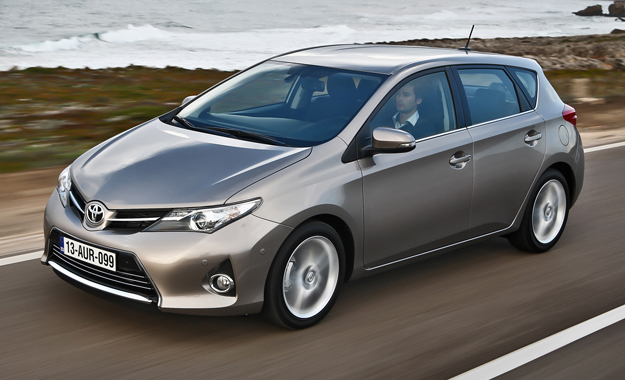 The new Auris is more visually engaging than before