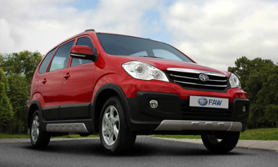 FAW's local arm is branching out into passenger and LCV segments with its Sirius range