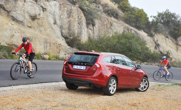 The Volvo V60 T5 turned heads throughout the year.