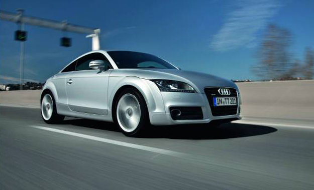 Audi has introduced a new entry-level model to its TT line-up
