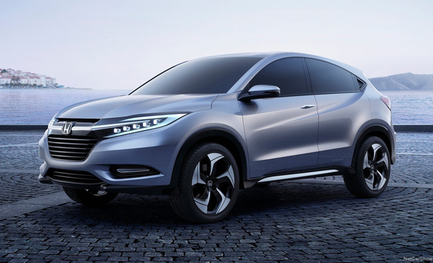 The Honda Urban SUV Concept previews an upcoming Nissan Juke rival