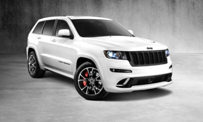 The Jeep Grand Cherokee SRT8 Alpine limited edition will be limited to a local run of 95 units