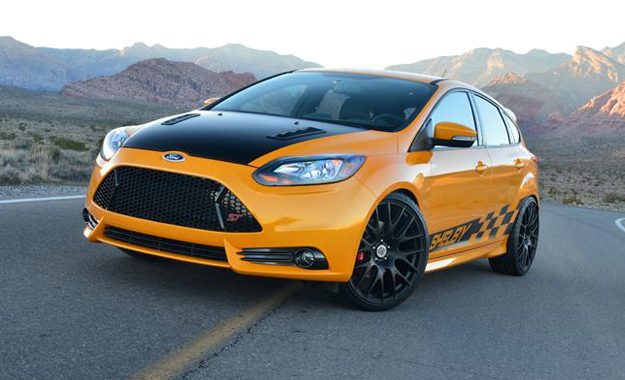 Renowned US tuner Shelby American has transformed the Ford Focus ST into the Shelby Focus ST