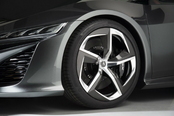 Carbon ceramic brakes could feature on the NSX