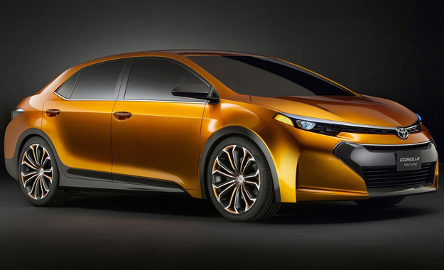 Given the proximity to the production car's launch, the Furia gives us a good idea of how the next Corolla will look