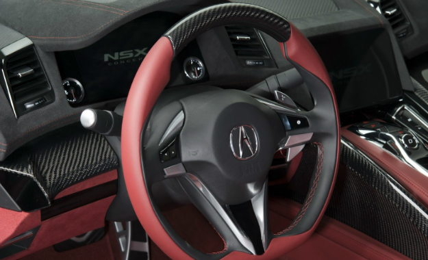 Steering wheel-mounted paddle shifters