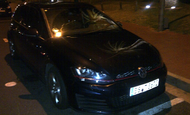 VW Golf 7 GTI Spotted In Cape Town?