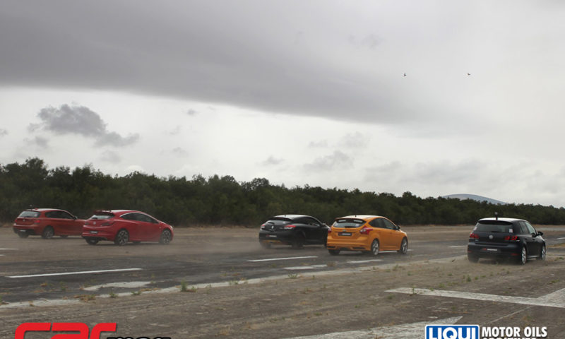 Performance Shootout 2013 - Drag Race
