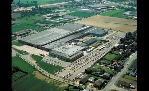St Truiden factory in Brussels